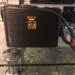 Beautiful vintage Louis Vuitton train case